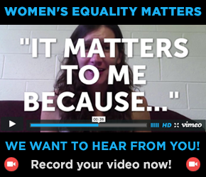 Gender Equality Matters To Me Because………..! (3/3)