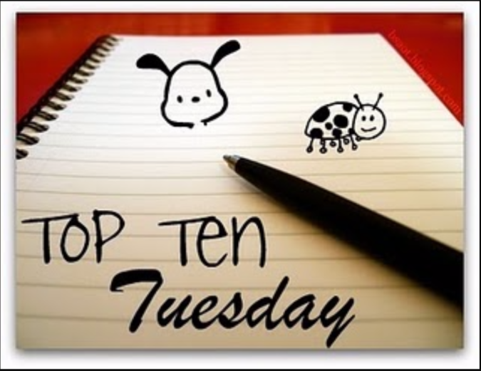 Top 10 Tuesdays