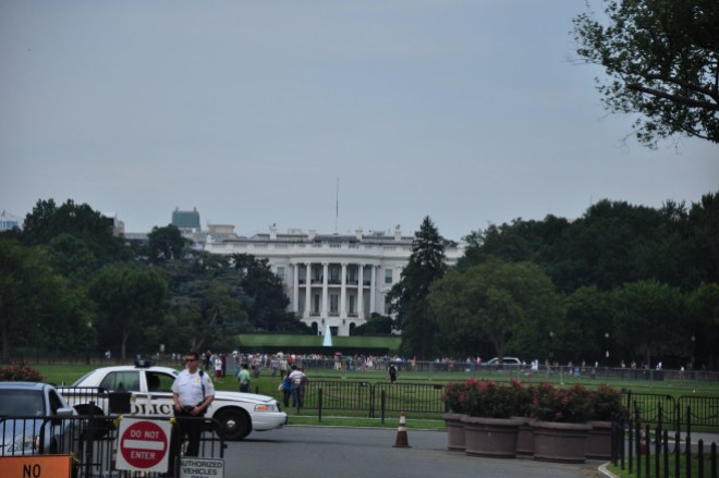 White House, Of Course!