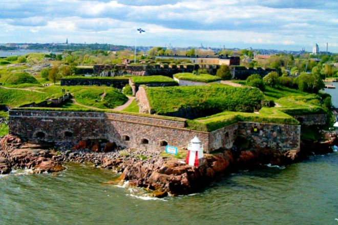 Fortress of Suomenlinna