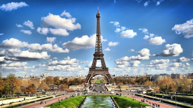 Eiffel Tower - City of Paris